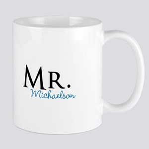 Personalizable Name Mr 11 oz Ceramic Mug