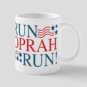 Run Oprah Run! 11 oz Ceramic Mug