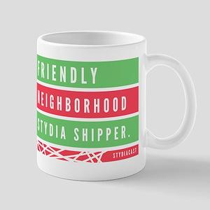 Friendly Neighborhood Stydia Shipper Mugs