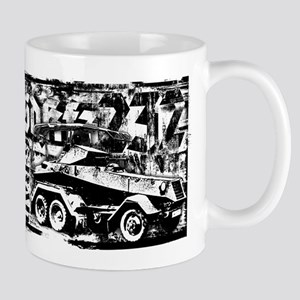 Sd.Kfz. 232 (6-Rad) Mugs