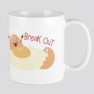 Break Out Mugs