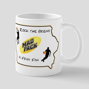 Iowa Mad Pack Mug