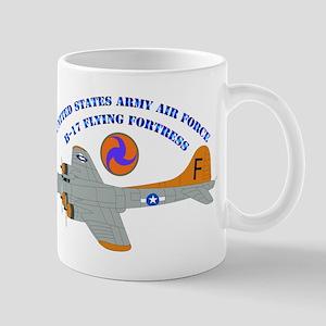 USAAF - B-17 Flying Fortress Mug