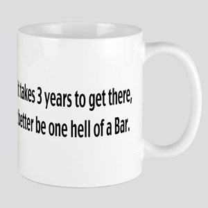 One hell of a Bar Mug