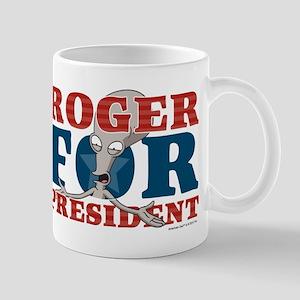 Roger for President Mug