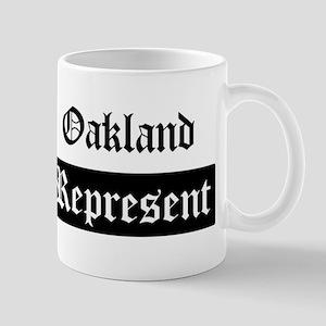 Oakland - Represent Mug
