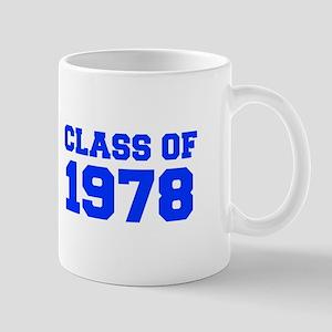 CLASS OF 1978-Fre blue 300 Mugs