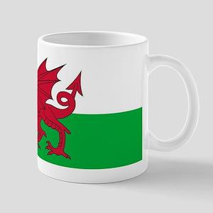 Flag of Wales Mugs