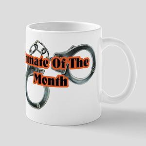 INMATE OF THE MONTH Mug