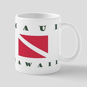 Maui Dive Flag Mugs