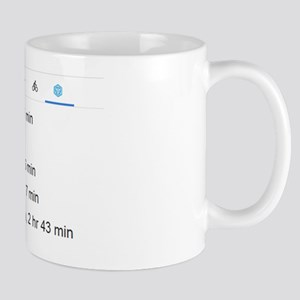 Ingress Time Mug