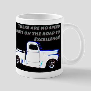 No Speed Limits Mugs