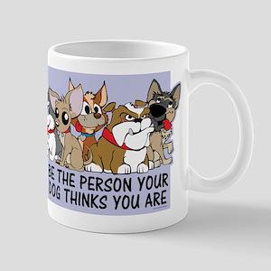 Be The Person Mug