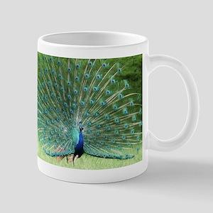 Mug-Peacock