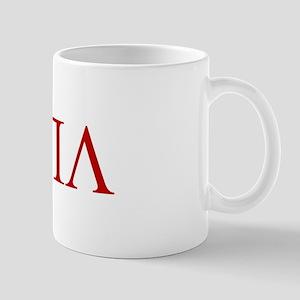 Small Apple Pi Mug