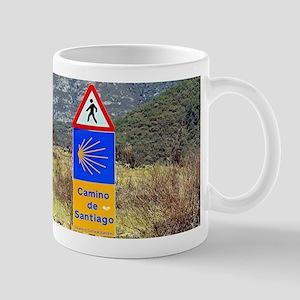 El Camino de Santiago de Compostela, Spain, s Mugs