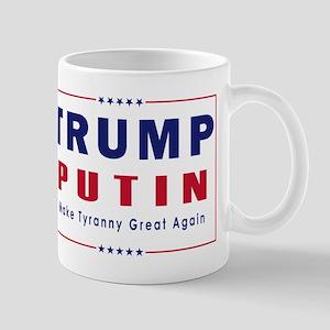 Trump Putin 2016 Mugs