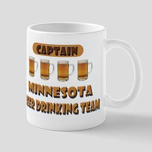 Minnesota Beer Drinking Team Mug