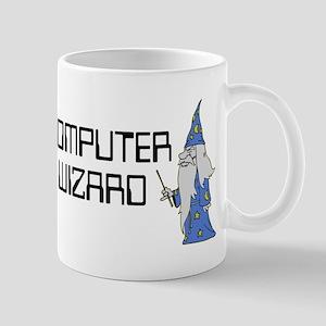 Computer Wizard Mug