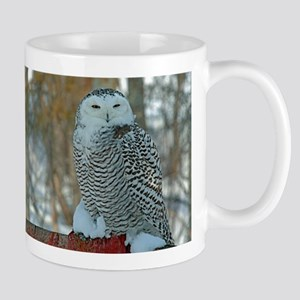 Snowy Owl 01 Mugs