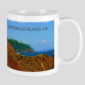 Campobello Island, NB, Canada Mugs