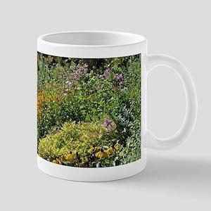 August Perennial Garden Mugs