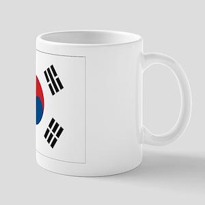 South Korean Flag Mug