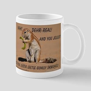 Big Nuts Squirrel Mug