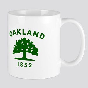 Oakland 1852 Flag Mug