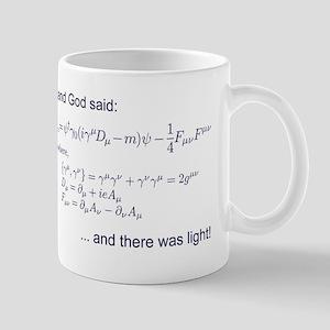 Lagrangian_qed Mugs