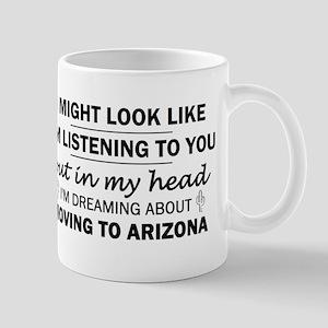 Moving to Arizona Mugs