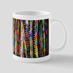 Cranes Small Mug