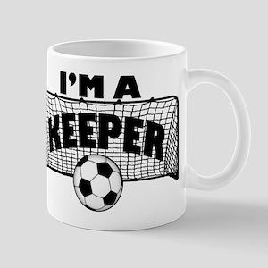 Im a Keeper soccer copy Mug