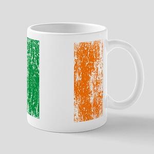 Irish Flag Pattys Drinking Mug