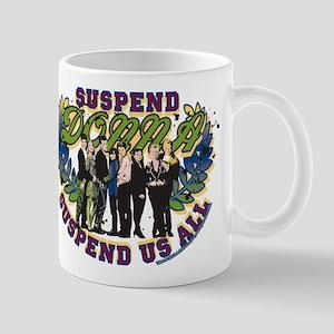 90210 Donna Suspend Us All 11 oz Ceramic Mug