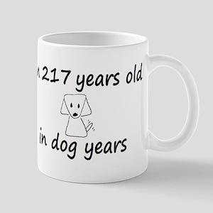 31 Dog Years 6-3 Mugs