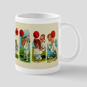 Cricket Players Mug