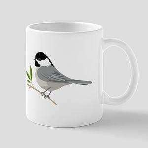 Black-Capped Chickadee Mugs