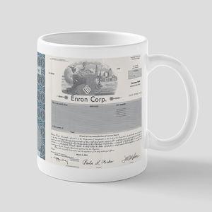 Enron Corp Mug