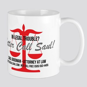 Better Call Saul Mug