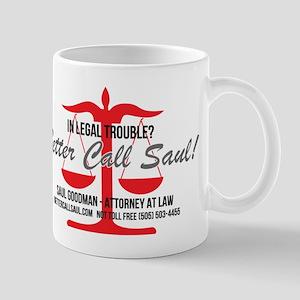 Better Call Saul Mug