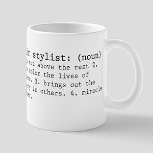 hair stylist definition Mugs
