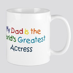Greatest Actress Mug