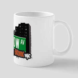 Willow Av, Bronx, NYC Mug