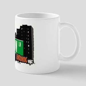 Willow Ln, Bronx, NYC Mug