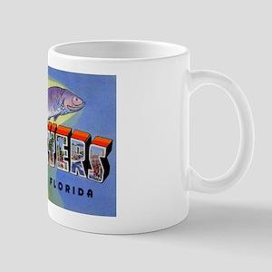 Fort Myers Florida Greetings Mug