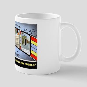 Reno Nevada Greetings Mug