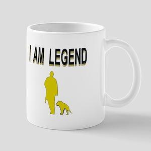 i am legend Mug