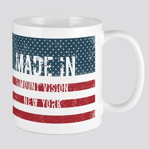 Made in Mount Vision, New York Mugs