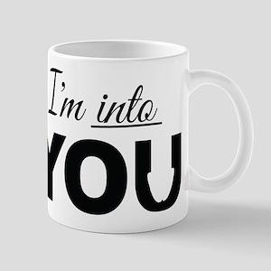 I'm into you, Adult Humor Mugs